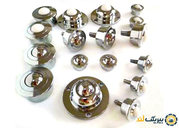 Eye-ball-bearings
